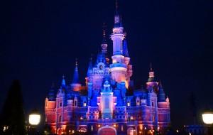【上海迪士尼图片】【Disneyland】亲临上海迪士尼乐园,少女心爆棚