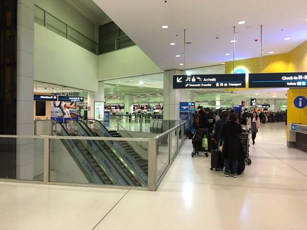 关于澳洲悉尼机场退税有几个问题