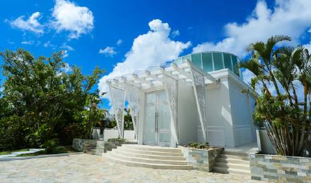 关岛-爱之天空教堂婚礼服务-海外婚礼