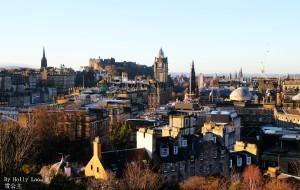 【苏格兰图片】爱丁堡~格拉斯哥~湖区(苏格兰之旅)一路蜂景