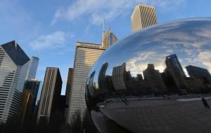 【芝加哥图片】美国芝加哥(NBA之旅)