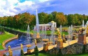 【圣彼得堡图片】圣彼得堡:最美的城市是你