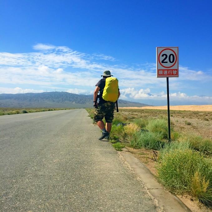 一个人背包旅行_一场随心的旅行,一个人背包漫游西北