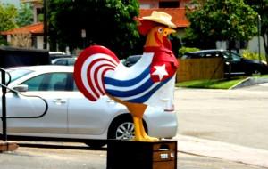 """【佛罗里达州图片】2016年05月11日,迈阿密""""小哈瓦那""""之""""古巴啤酒古巴饭""""(2016-07-10上传)"""