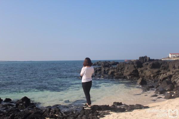 济州岛吹秋天的风,牛岛看秋天的海.