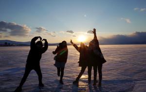 【利斯特维扬卡图片】【冬游】看雪看冰 Lake Baikal in winter