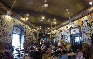 孟买美食-Cafe Mondegar