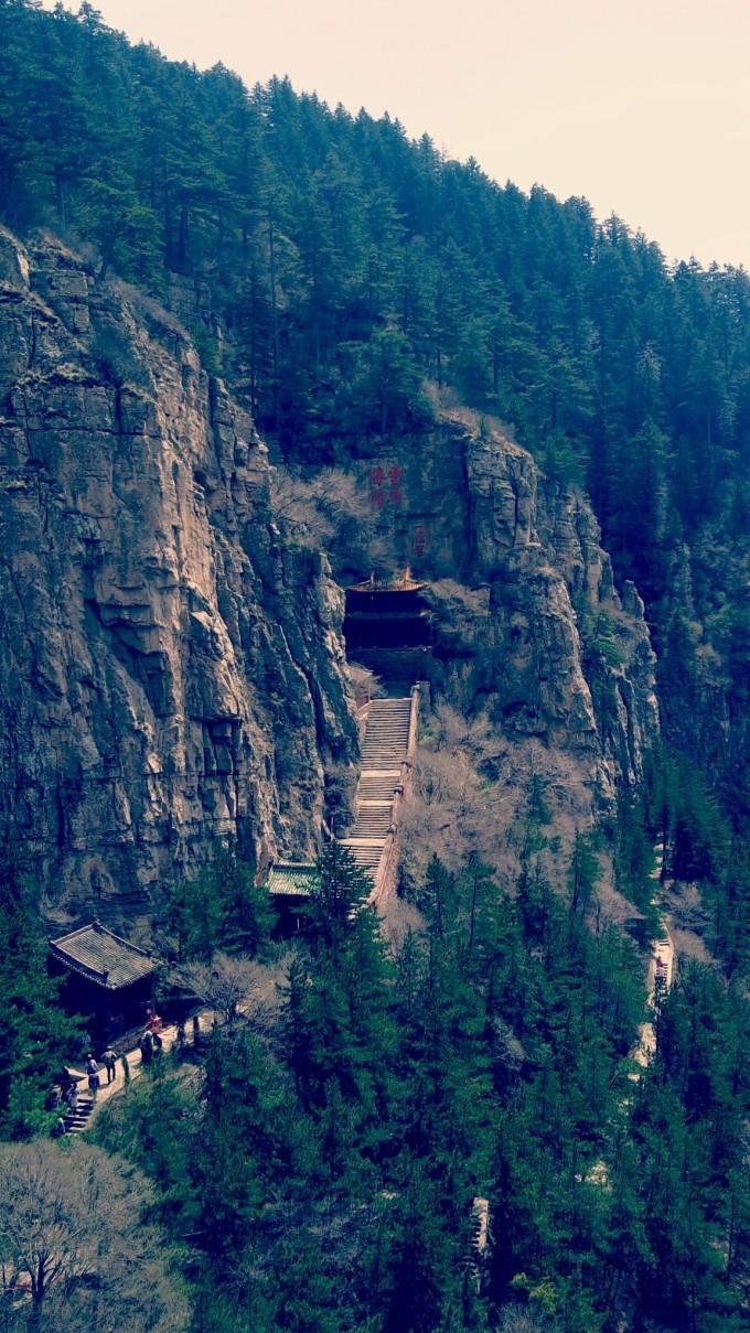 古北岳恒山风景旅游区