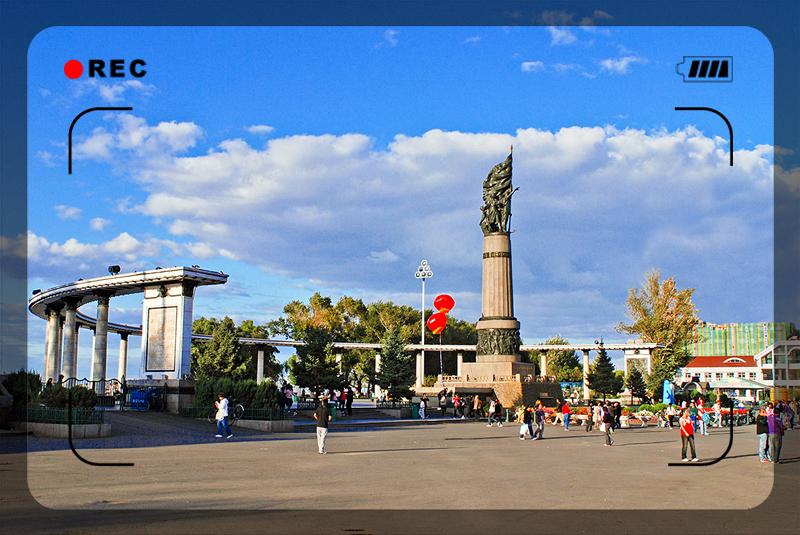 哈尔滨一日游景点图片