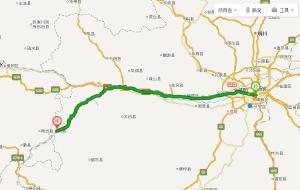 【留坝图片】2016 清明小长假 西安~汉中 3日游