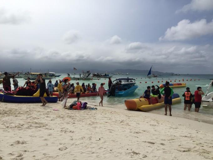 开心度假,菲玩长滩(内附吉隆坡机场包裹寄存,长滩岛游玩等详情)