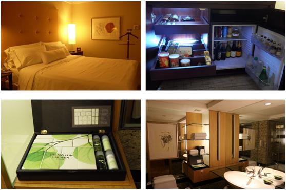 韩国酒店 首尔威斯汀酒店 家中度假般的感受