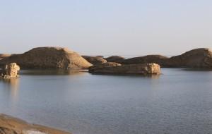 【祁连图片】青海湖 水上雅丹 敦煌 张掖六天大环线
