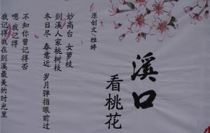 【宁波图片】#游记小赛#2016.3.20奉化溪口新建村桃文化节