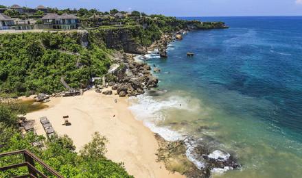 巴厘岛蓝梦岛一日游3处浮潜 海底漫步 中文导游 会所午餐 蓝眼泪之旅