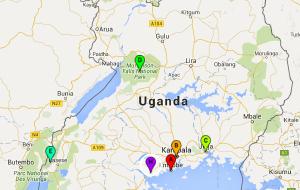 【乌干达图片】乌干达初印象--金贾漂流+默奇森瀑布森林公园