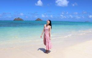 【檀香山图片】【Fiorelady】带父母,环绕地球一圈公里数的美利坚之旅 之 最爱夏威夷