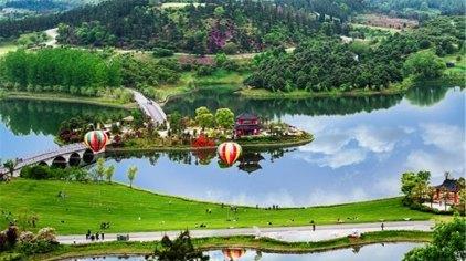 南京银杏湖主题乐园门票