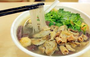 南京美食-回味鸭血粉丝汤(瞻园奥特莱斯店)