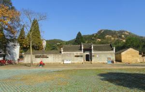 【信阳图片】何家冲:红二十五军长征出发地
