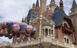 【上海迪士尼度假区图片】上海迪斯尼乐园一日游
