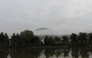 【旌德图片】江村的风水与水口文化