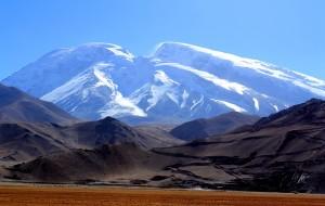【白哈巴图片】自驾南北疆  穿越黑戈壁