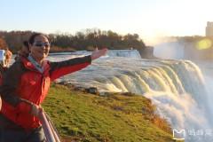 北美之旅...加拿大(美国)尼亚加拉大瀑布风景区随拍