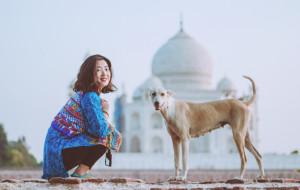 【印度图片】【印度初见,与想象中你的样子一样惊艳!】by 帆妮儿