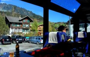 【蒙特勒图片】从秋季到冬季的童话[瑞士]