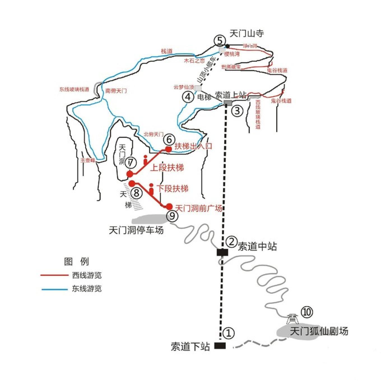 张家界  森林公园门票  门票信息:  张家界  国家森林公园(含环保车
