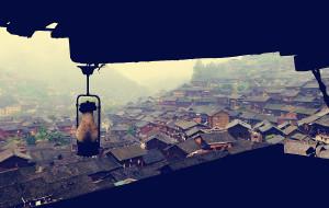【黔东南图片】黔东南(贵州)记忆:消散在雨中的挽歌