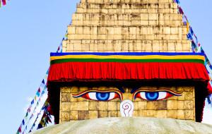 """【加德满都图片】《蜂首纪念》""""我的旅行""""之众神之国--尼泊尔"""