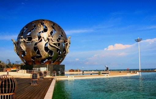 广西北海银滩+美丽海岛涠洲岛二日游