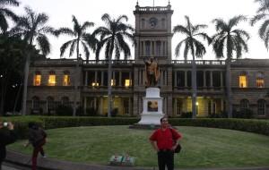 【夏威夷图片】北美之旅开始...北京至美国夏威夷游艾奥拉尼皇宫