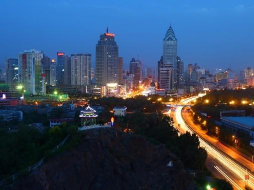 乌鲁木齐市是新疆