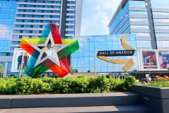 全美最大购物中心 明尼苏达州独享购物惊喜