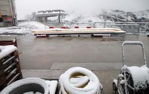 【少女峰图片】欧洲三国游----八月十日(中)瑞士雪朗峰山顶