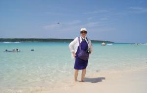 冲绳娱乐-与那霸前浜海滩