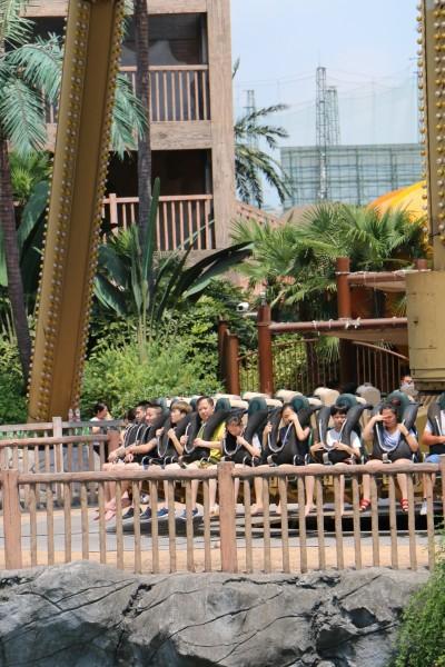 常州中华恐龙园 快乐的暑假乐园 -常州恐龙园游记