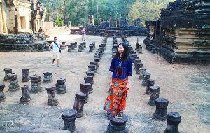 【素可泰图片】逃婚到东南亚,柬埔寨邂逅一个他!(20天6000元的柬、老、泰自驾游)