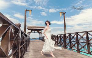 【沙巴图片】只若初见,马达京岛那些细碎的美好。