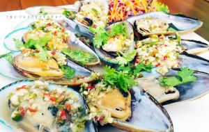 苏梅岛美食-绿鸟餐厅