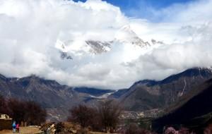 【雅鲁藏布江图片】在那西藏(林芝)桃花盛开的春天——YUMENG所行所见