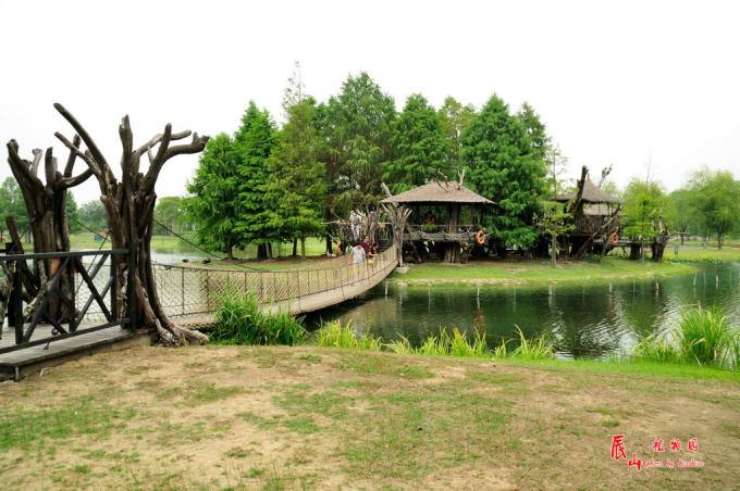 """辰山植物园联手动物园打造""""小小动物园"""",展示原生动植物和谐共存的"""