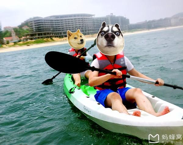 巽寮湾出海高度,v高度,皮划艇玩出新帆船!汕头市潮南区跆拳道图片