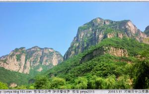 【焦作图片】游侠看世界:河南云台山泉瀑峡(原创游记)