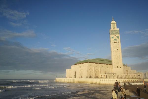 摩洛哥游记第四天马拉喀什马约尔花园第五天沙漠团第一天