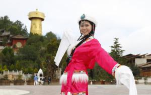 【梅里雪山图片】俊男美女的云南之旅,初秋时节我们走过丽江、泸沽湖、香格里拉等!