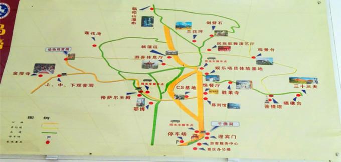 西北大环线7日自驾游(3)张掖七彩丹霞,马蹄寺